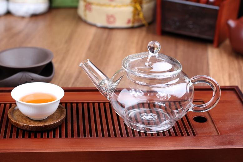 PB37 กาน้ำชา แก้วทนความร้อน 2