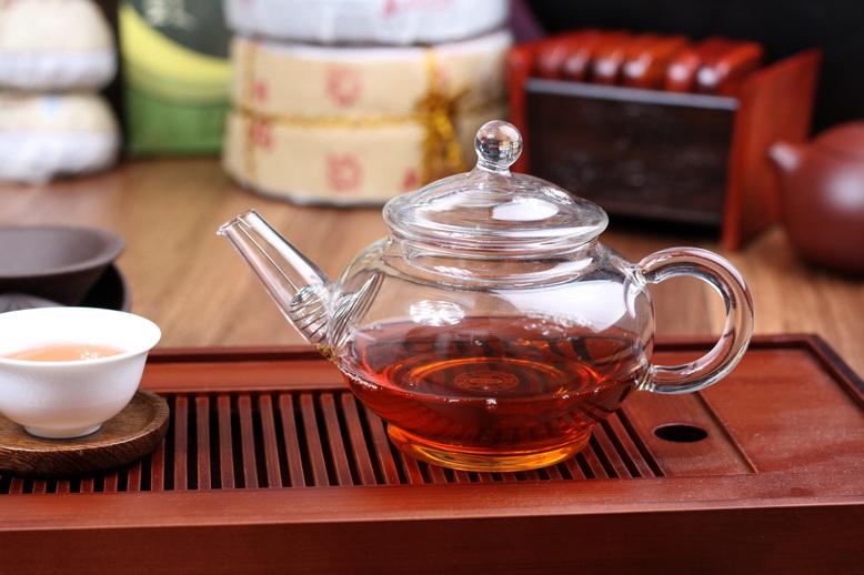 PB37 กาน้ำชา แก้วทนความร้อน 3